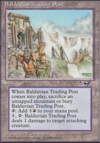 Balduvian Trading Post - Alliances