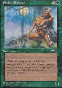 Elvish Ranger 2 - Alliances