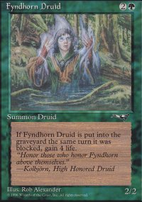 Fyndhorn Druid 2 - Alliances