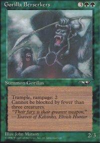 Gorilla Berserkers 1 - Alliances