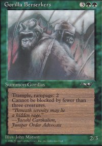 Gorilla Berserkers 2 - Alliances