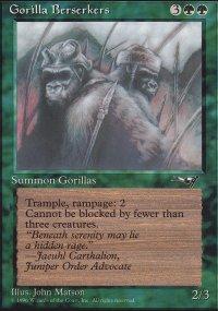 Gorilla Berserkers 2 - Alliances