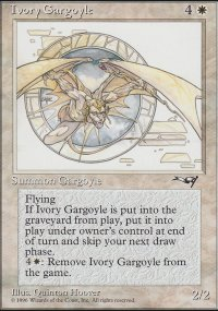 Ivory Gargoyle - Alliances