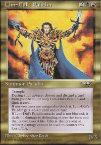 Lim-Dûl's Paladin - Alliances