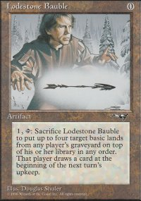 Lodestone Bauble - Alliances