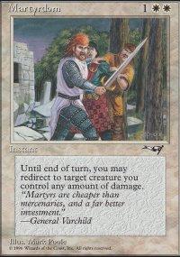 Martyrdom 1 - Alliances