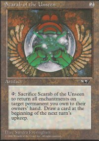 Scarab of the Unseen - Alliances