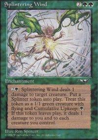 Splintering Wind - Alliances