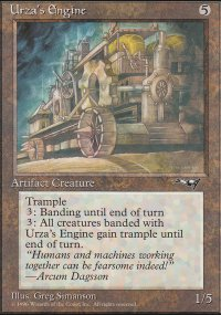 Urza's Engine - Alliances