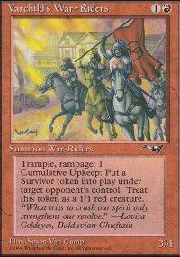 Varchild's War-Riders - Alliances