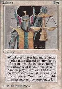 Balance - Limited (Alpha)