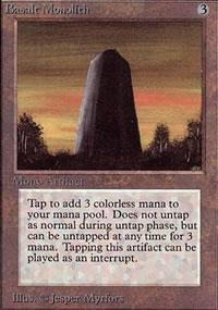 Basalt Monolith - Limited (Alpha)