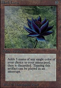 Black Lotus - Limited (Alpha)