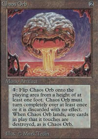 Chaos Orb - Limited (Alpha)