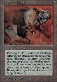 Clockwork Beast - Limited (Alpha)