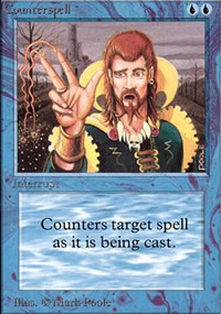 Counterspell - Limited (Alpha)