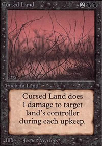 Cursed Land - Limited (Alpha)