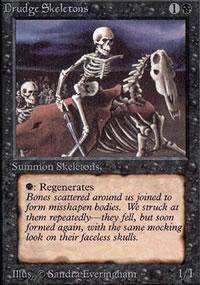 Drudge Skeletons - Limited (Alpha)