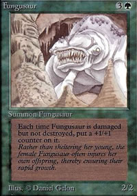 Fungusaur - Limited (Alpha)