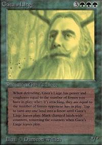 Gaea's Liege - Limited (Alpha)