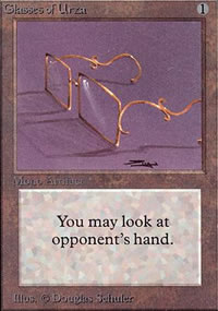 Glasses of Urza - Limited (Alpha)