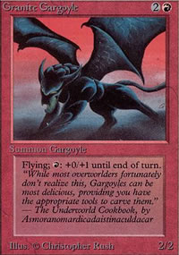 Granite Gargoyle - Limited (Alpha)