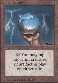 Icy Manipulator - Limited (Alpha)