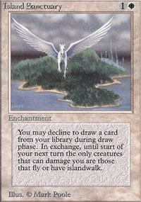 Island Sanctuary - Limited (Alpha)