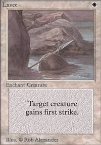 Lance - Limited (Alpha)