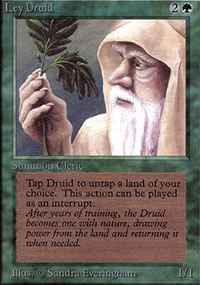 Ley Druid - Limited (Alpha)