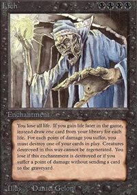 Lich - Limited (Alpha)