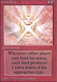 Mana Flare - Limited (Alpha)