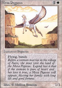 Mesa Pegasus - Limited (Alpha)