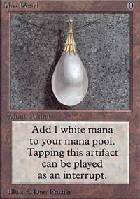 Mox Pearl - Limited (Alpha)
