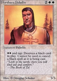 Northern Paladin - Limited (Alpha)