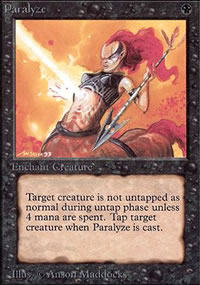 Paralyze - Limited (Alpha)