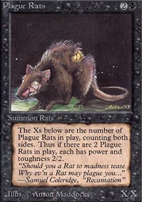 Plague Rats - Limited (Alpha)