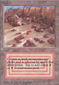 Plateau - Limited (Alpha)