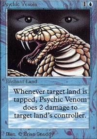 Psychic Venom - Limited (Alpha)