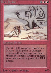 Rock Hydra - Limited (Alpha)