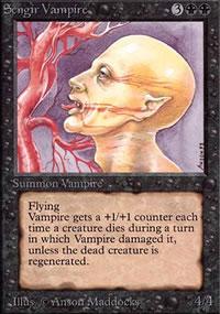 Sengir Vampire - Limited (Alpha)