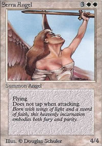 Serra Angel - Limited (Alpha)