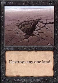 Sinkhole - Limited (Alpha)