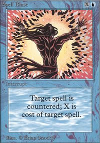 Spell Blast - Limited (Alpha)