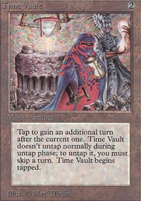 Time Vault - Limited (Alpha)