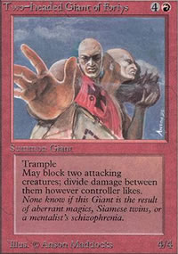 Two-Headed Giant of Foriys - Limited (Alpha)