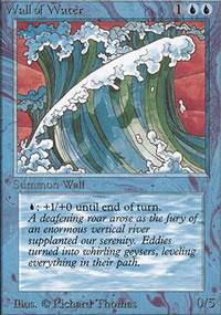 Wall of Water - Limited (Alpha)