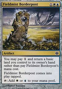 Fieldmist Borderpost - Alara Reborn