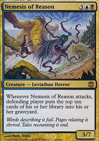 Nemesis of Reason - Alara Reborn