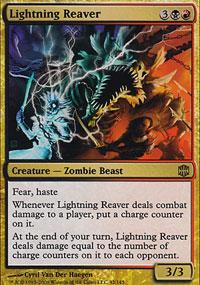 Lightning Reaver - Alara Reborn